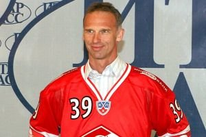 Dominik Hasek signs with Spartak Moscow