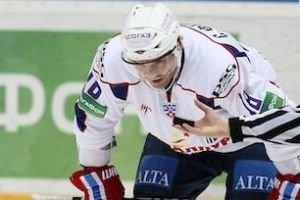 KHL individual stats: goals, assists, points