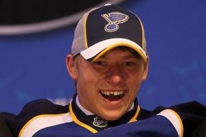 Vladimir Tarasenko drafted by St. Louis Blues