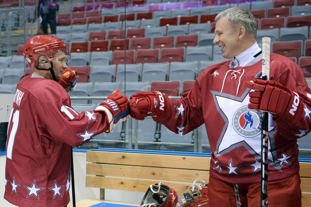 "Vyacheslav Fetisov: ""I Think That One Game Is Enough"""