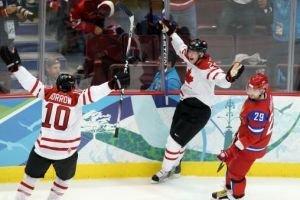 Canada defeats Russia 7-3