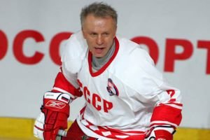 51-year-old Vyacheslav Fetisov to play for CSKA in KHL