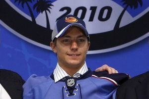 Atlanta Thrashers draft Alexander Burmistrov