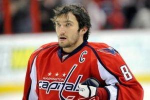 Captain Ovechkin: