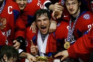Ed Fraser: Russians favorite to take home gold