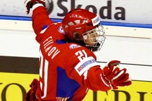 Extended WJC roster for Team Russia released