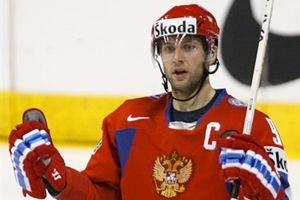 Morozov named Captain, Ovechkin and Kovalchuk to be alternates