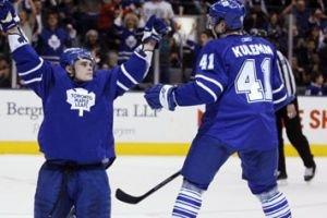 Nikolai Kulemin progressing in Toronto Maple Leafs