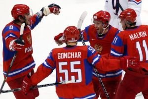 Ovechkin, Gonchar, Kovalchuk, Volchenkov talk about Czech Republic, hit on Jagr