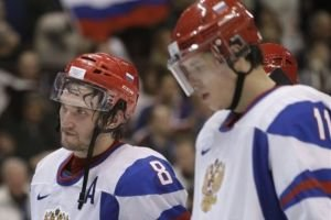Russia loses to Slovakia in shootout, 1-2
