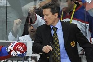 Vyacheslav Bykov will remain head coach of Team Russia